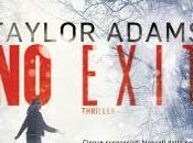 Anteprima: exit Taylor Adams
