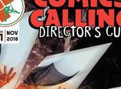 Comics Calling Director's Lucca 2018
