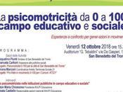 psicomotricità anni campo educativo sociale Convegno Benedetto Tronto