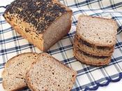 Panbauletto water roux, farina integrale riso crosta sesamo nero