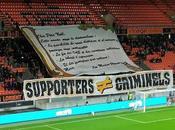 Francia, Association Nationale Supporters: 'Tifosi criminali!'. Sciopero tifo negli stadi francesi prossimi turni contro repressione divieti