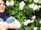 Eroine iraniane: Roya Saghiri, anni, condannata anni carcere aver protestato contro regime rimosso l'hijab!