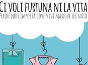 """arrivo scaffali delle librerie l'esilarante saggio Cristina Cortese, voli furtuna vita. Perché importa dove vivi nato"""", euro 9,90"""