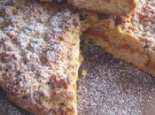 Torta Sbriciolata zucca amaretto