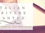 Autori Italiani, proposte Ottobre!