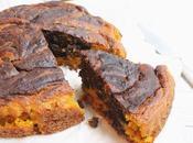 Ciambella Marmorizzata Zucca Cacao