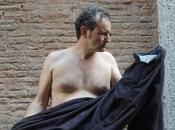 All'OFF/OFF THEATRE Roma scena CONFESSIONE prete