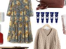 Shopping Collage: lista desideri autunnali