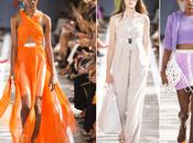Blumarine, Sfilata Collezione Primavera/Estate 2019: trend look multi-layered