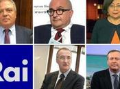 #NomineRai, #Carboni Tg1, #Sangiuliano Tg2, #Paterniti