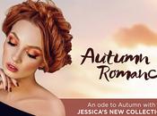 Jessica Nails Autumn Romance Collezione Smalti Autunno/Inverno 2018