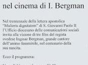 L'universo femminile cinema Ingmar Bergman