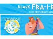 Black Friday Monclick ispirato alle divinità della mitologia greca