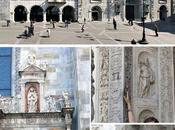 Como: Duomo porta della rana.