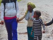 Volontariato Etiopia: Caramelle diamo