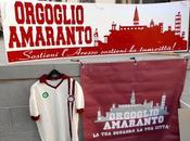 Orgoglio Amaranto, distribuzione primo numero magazine