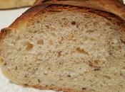Pane semola rimacinata grano duro semi lino