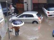 ALLERTA METEO Campania, pioggia venti fortissimi: rischio crolli