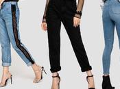 Jeans vita alta, come indossarli abbinarli essere alla moda