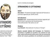 EVENTO: Straniero Cittadino