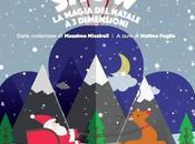 Pop-up Show magia Natale dimensioni Carpi