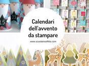 Calendari dell'avvento stampare