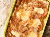 Lasagne sugo lenticchie