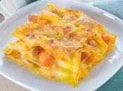 migliori ricette semplici menù Natale 2018: Lasagne alla zucca.