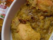 Pollo curry senza panna