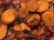 Carote cipolle rosse tropea aceto balsamico