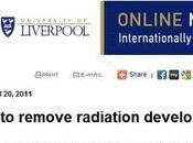 Giappone: polvere puo' catturare sostanze radioattive