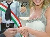 foto inedite matrimonio Maddalena Corvaglia Stef Burns