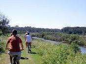 All'aria aperta passeggiate giri bici/En plain walk bike tour
