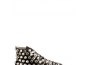 Gienchi studded shoes: Converse borchie