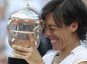 commento Franscesca Schiavone attesa della Finale Roland Garros.