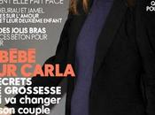 Carla Bruni incinta Elle Francia Giugno 2011