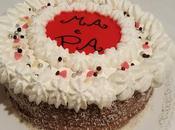Torta golosa crema cioccolato mascarpone