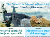 Bollettino natalizio Porzus-Božična številka biltena Porčinju