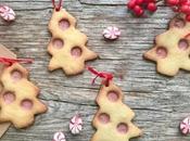 Biscotti vetro natalizi