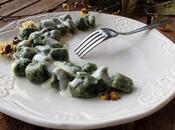 Gnocchi spinaci fonduta Maccagno