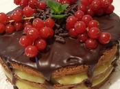 Torta cacao arancia, senza glutine, latte, lievito, burro