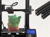 Creality3D, stampante silenziosa facile usare