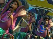 Planet Coaster mostra attrazioni