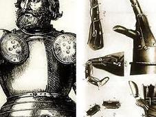 storia Götz Berlichingen, cavaliere mano ferro