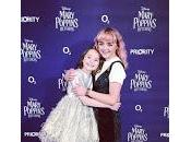 "Pixie Davies: Sceglie Stupenderia Premiere ""Mary Poppins Returns"""