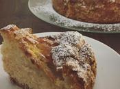 Torta mele sofficissima (senza glutine)