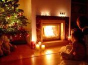 casa Natale: stile caldo accogliente
