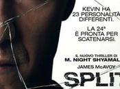 Split ottimo film rapimento mistero regista lusso Night Shyamalan.