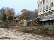 Bulgaria, scoperta strada romana Plovdiv