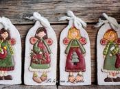 Biscotti Natale decorati glassa: Buone feste!